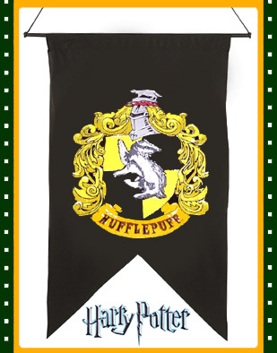 Hufflepuffs Harry Potter 2