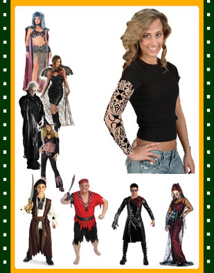 See more Pirate Costumes. Pirate Arm Sleeve Tattoo