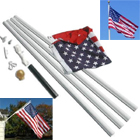National Country Flags - Flag Poles and hanging kits banner