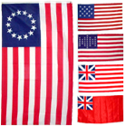 National Country Flags - Historical Flags Banner
