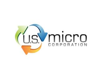 U.S. Micro logo