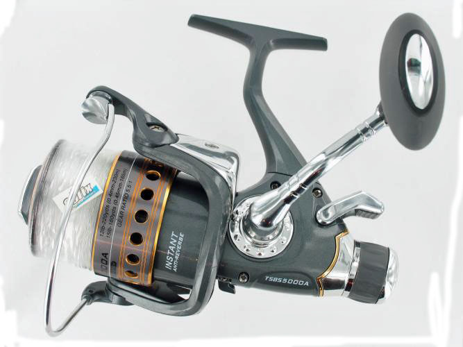 tsunami bait runner tsbs 5000 saltwater fishing reel