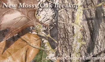 New Mossy Oak Breakup