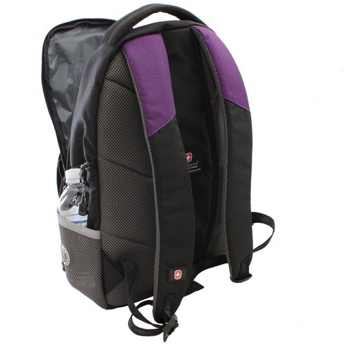 swiss gear backpack purple os backpacks