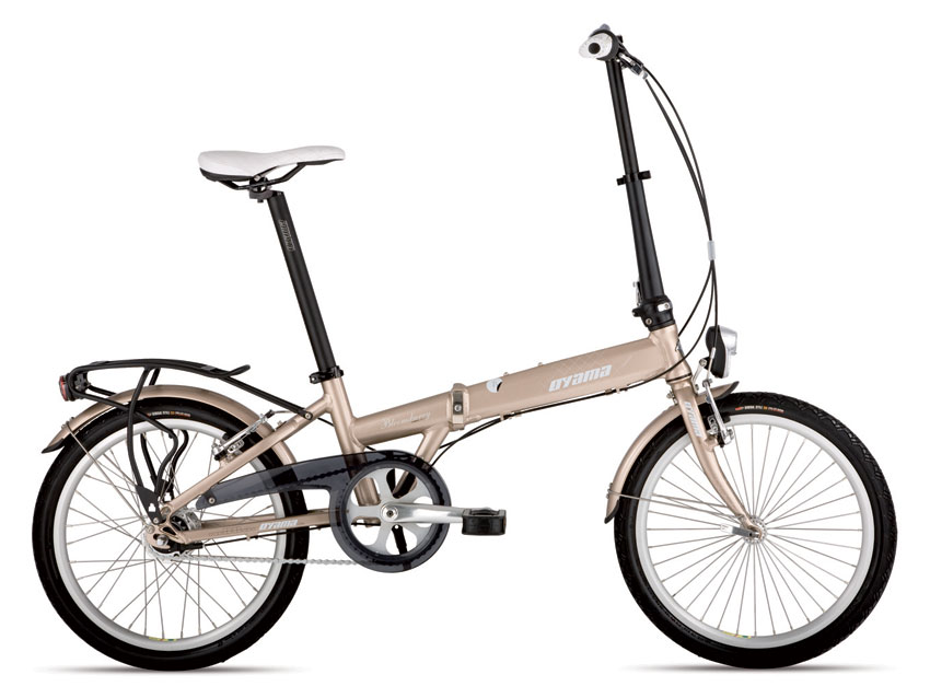 Oyama Bloomsbury Lightweight Folding Bike