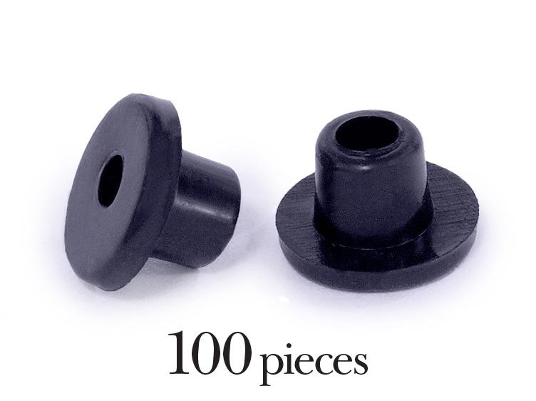 100 Tattoo-machine Nipples / Grommets