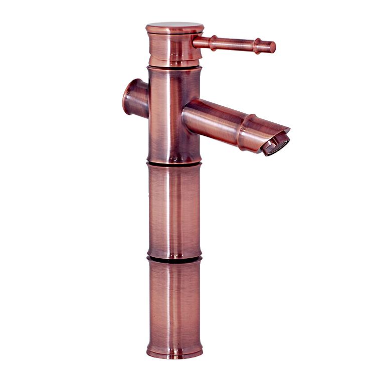 FREUER Copper Centerset Lavatory Sink Bathroom Faucet