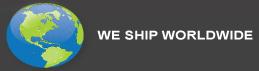 Ship worldwide