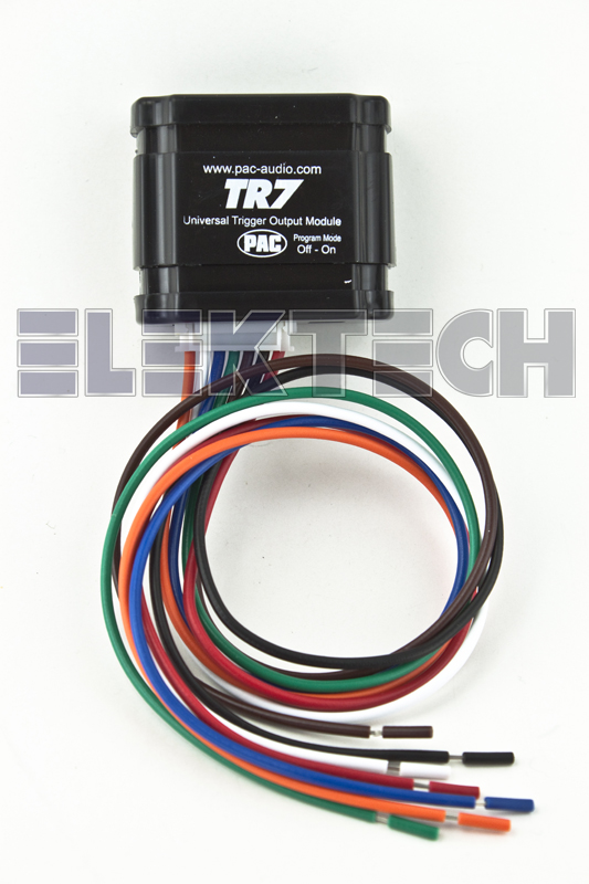 pac tr 7 tr7 bypass trigger for alpine ina w900bt