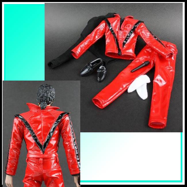 Michael Jackson Figurines TY-CLOTH-MJTRILLER-2