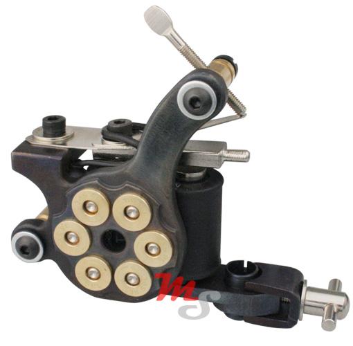 38 Special Revolver TATTOO Machine Cast Iron Liner H8