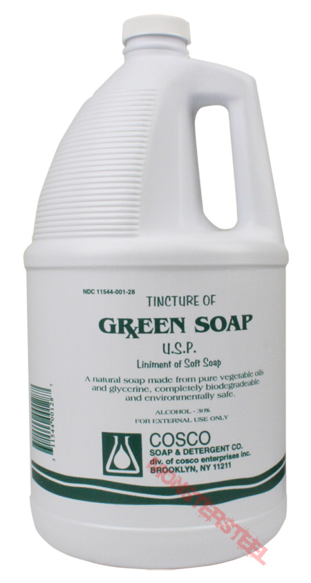 Tattoo 1 GALLON PuRe Tattoo GREEN SOAP Bottle 128 oz