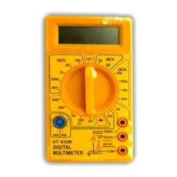 инструкция для мультиметра Dt-830b - фото 11
