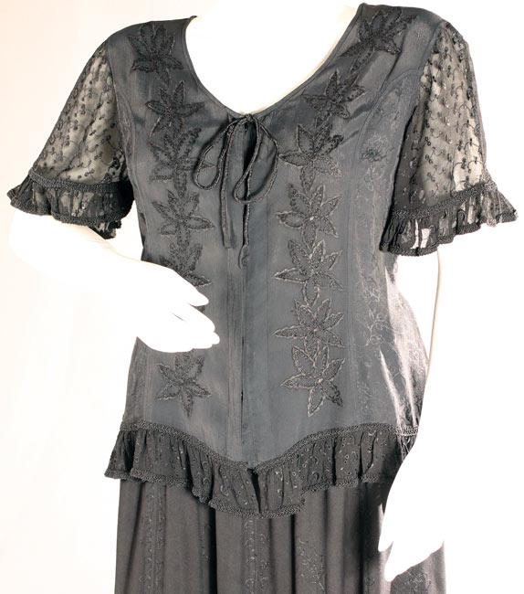 Gypsy Victorian Top HolyClothing.com: Handmade Women s Clothing