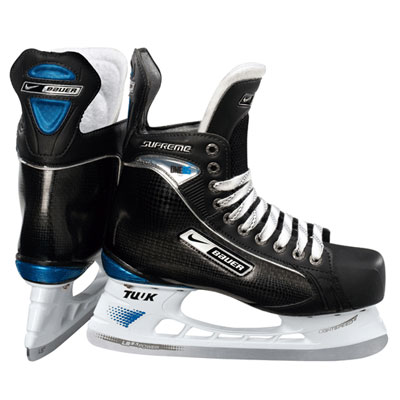 Nike bauer 1028884 supreme one95 junior hockey skate