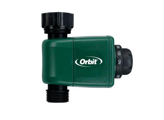 orbit lawn sprinkler timer manual