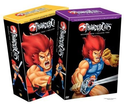 Thundercats  on New Thundercats Season Two 2 Volume 1 2 Vol 1 2   Ebay