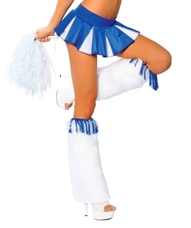 how to make a dallas cowboy cheerleader costume