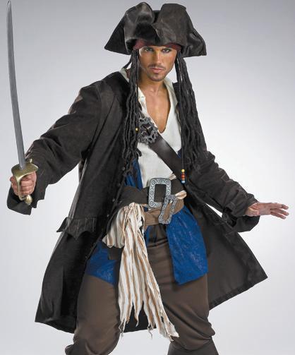 Schnittmuster für Pirat \