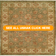 See all our Ushak rugs click here