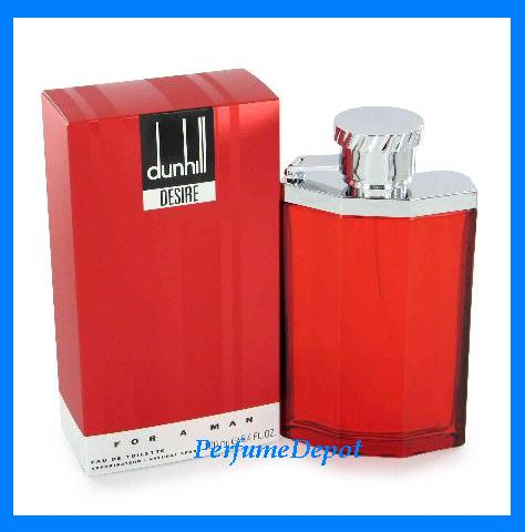 DUNHILL DESIRE RED * For A Man