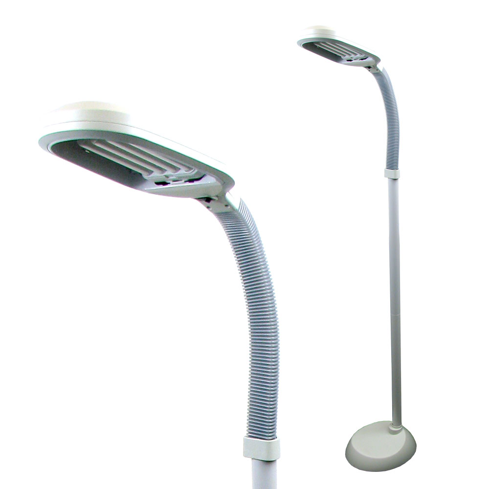 Outdoor sunlight simulator floor lamp natural sun light ebay for Natural light reading floor lamp