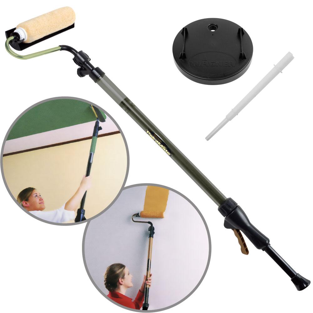 wagner paintmate manual trigger roller 24964159222 ebay. Black Bedroom Furniture Sets. Home Design Ideas