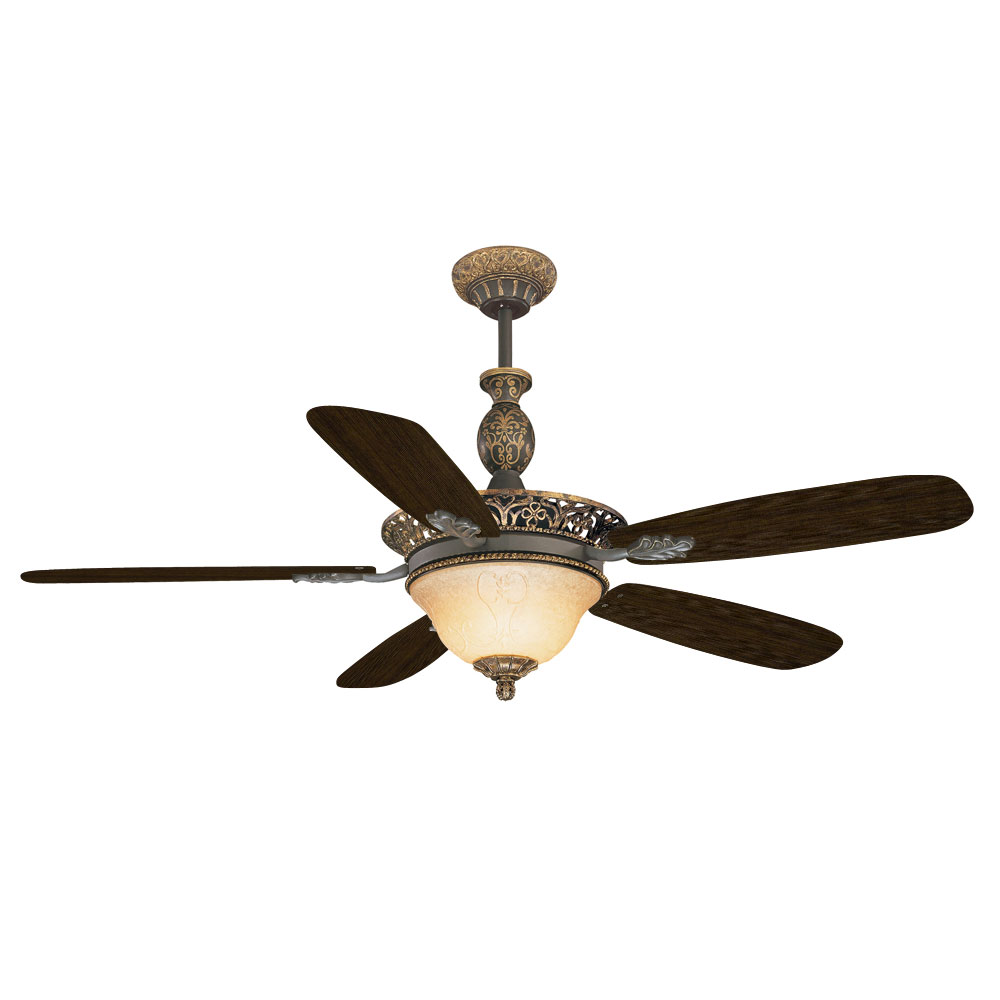 Savoy House Eldora Ceiling Fan - Como Black