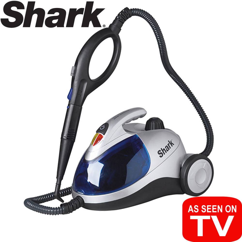 Shark Portable Pro Steam Cleaner Tile Drapes Blinds Ebay