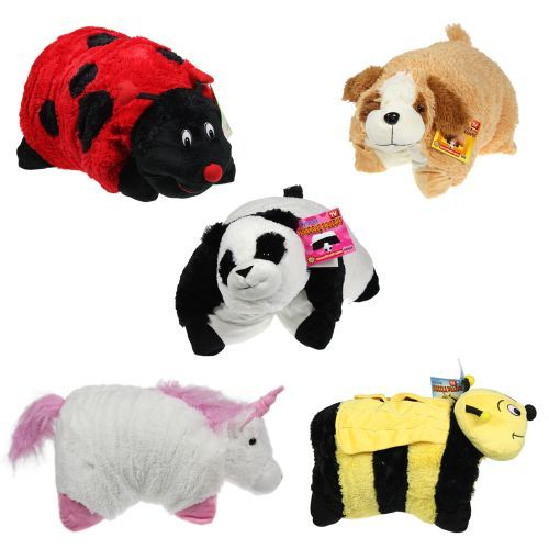 Animal Snuggle Pillows : My Favorite Snuggle Pillow Animal Folding Choose Style