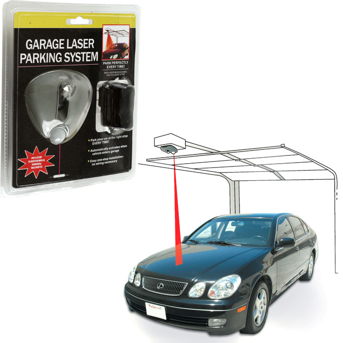 garage laser parking system for cars and trucks ebay On garage llacer miribel