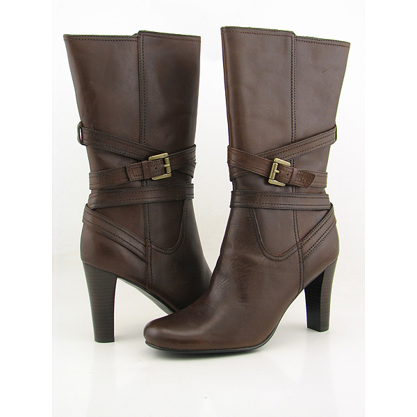 Post image for STYLE &#038; CO Carnaby Boots Shoes Brown Womens