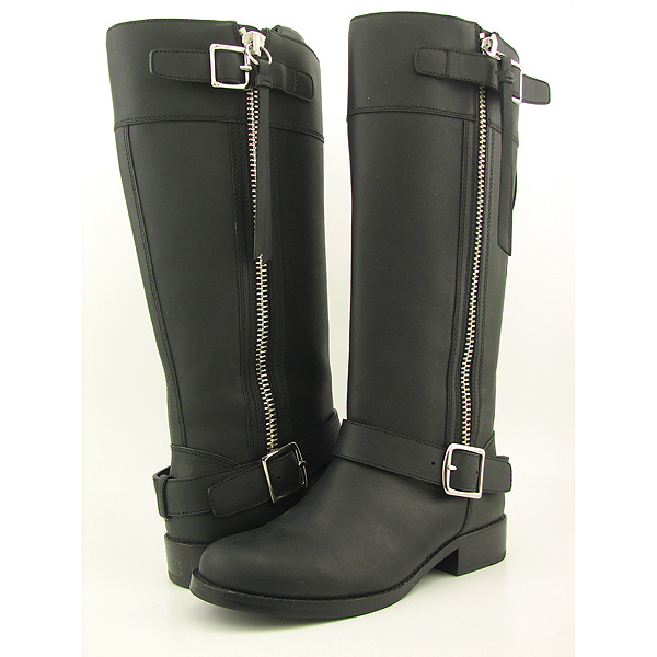 Post image for COACH Winslow Boots Shoes Black Womens