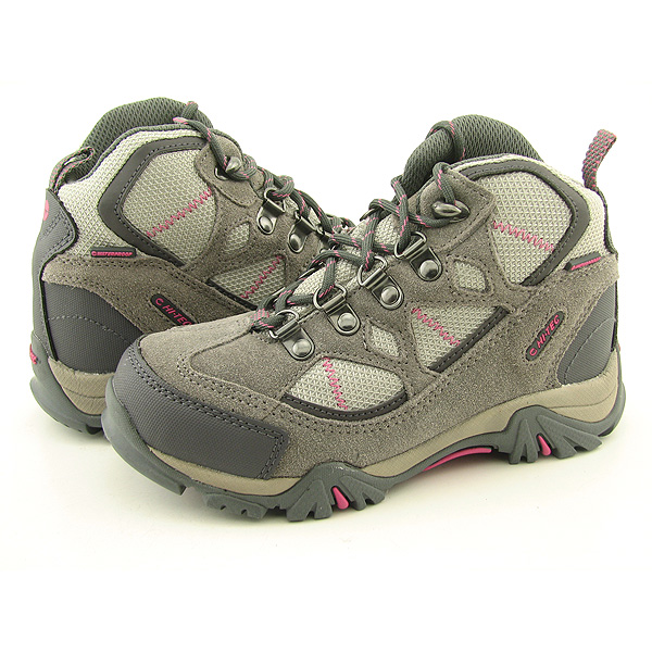 Post image for HI TEC Renegade Trail WP Jr Boots Shoes Gray Youth Kids Girls