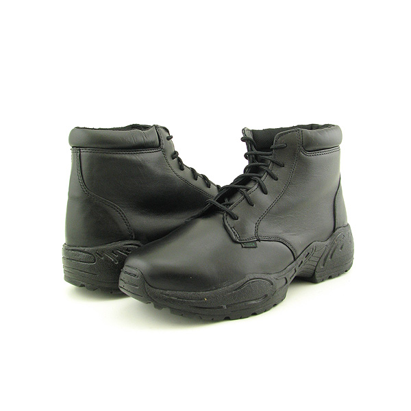 Post image for ROCKY 9112201 Plain Toe Athletic Chukka Wide Boots Work Shoes Black Womens