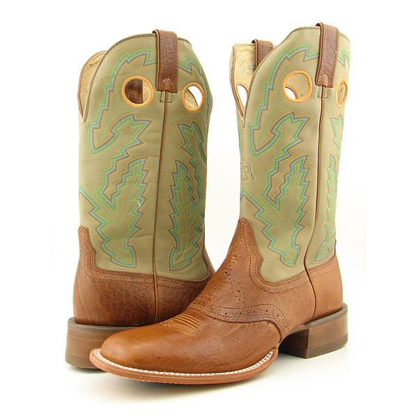 Post image for ROCKY 2888 Techno Ride Fresno Pull On Boots Cowboy Shoes Beige, Khaki, Tan Mens