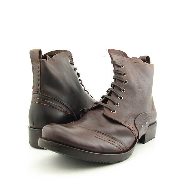 BACCO BUCCI Marchant Boots Casual Shoes Brown Mens