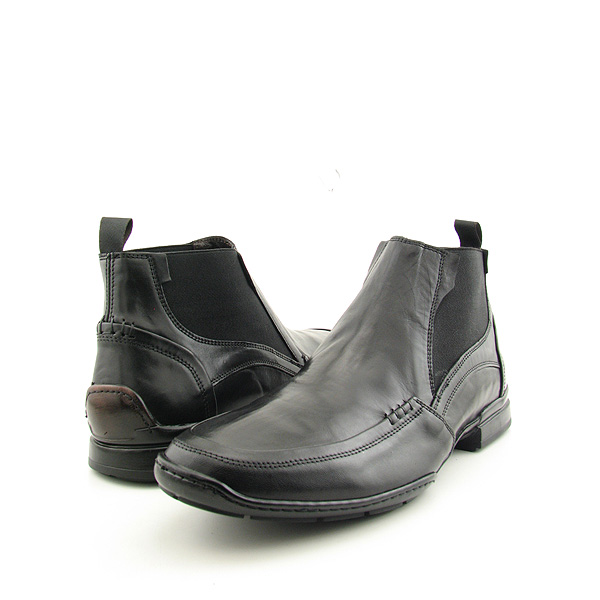 BACCO BUCCI Osgood Boots Casual Shoes Black Mens