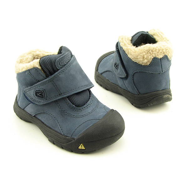 Post image for KEEN Kootenay Infant Boots Shoes Blue, Navy Blue Infants Toddlers