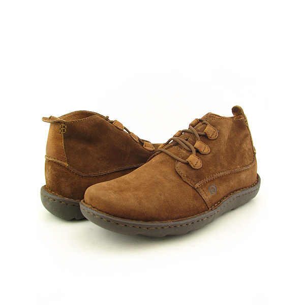 BORN Ankle Boot Boots Casual Shoes Brown Mens
