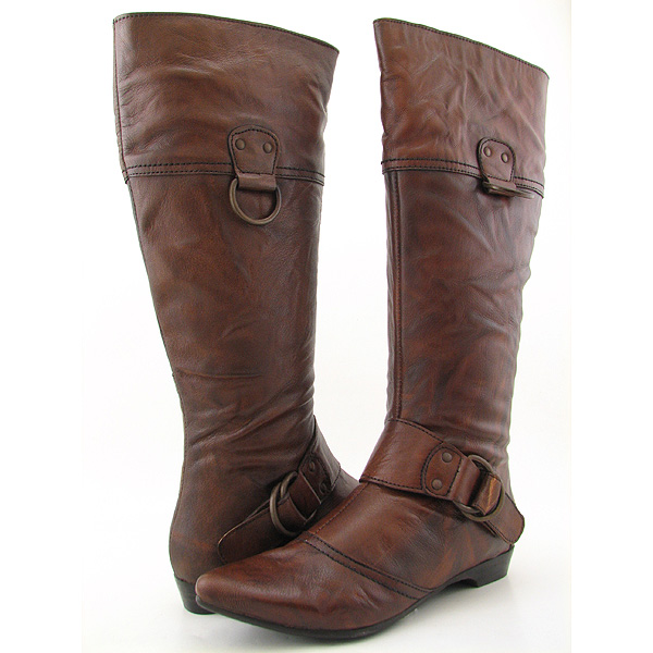 Post image for DIBA Bite the Bullet Boots Shoes Brown Womens