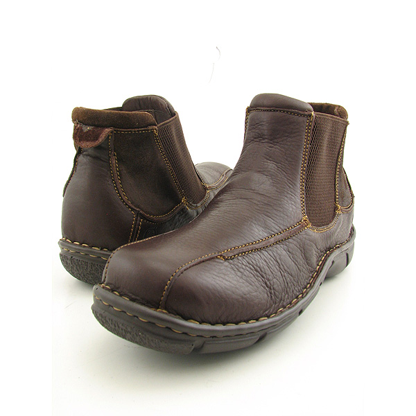 BORN Damon Boots Casual Shoes Brown Mens