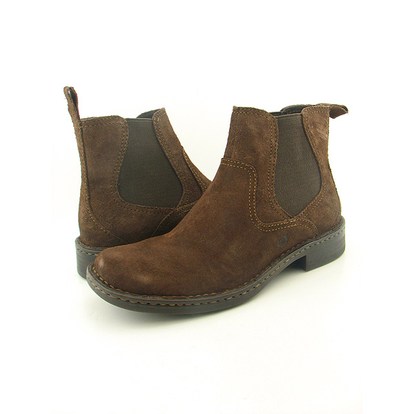 BORN Hemlock Boots Casual Shoes Brown Womens