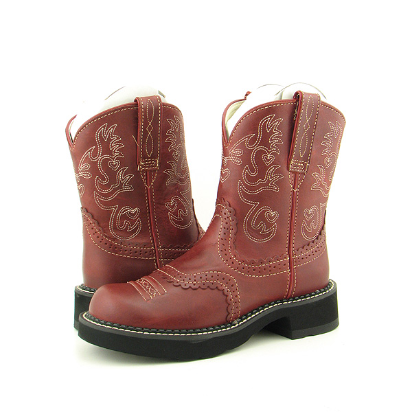 Fat Baby Boots For Women. ARIAT Fatbaby Saddle Boots