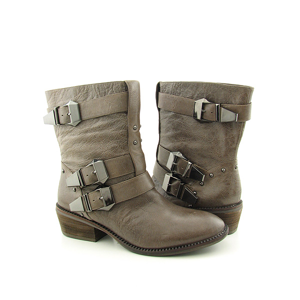 b makowsky faith brown boots ankle shoes womens size 9 ebay