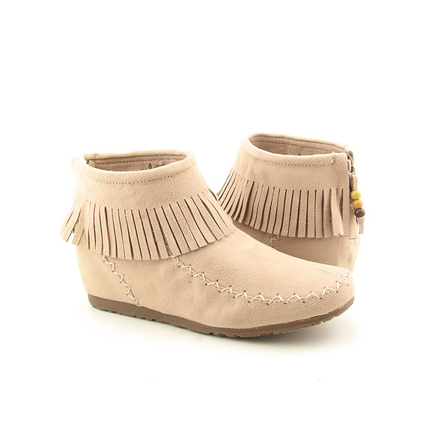 Post image for REPORT Cheyenne Boots Ankle Shoes Beige Womens