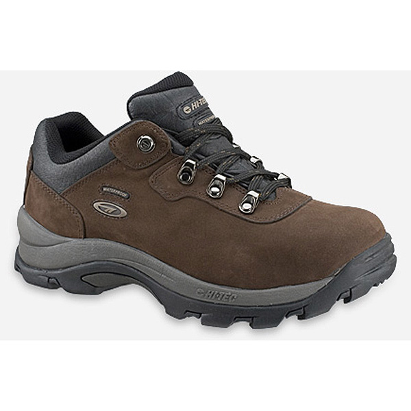 Post image for HI TEC ALTITUDE IV LOW WP 40090 Boots Hiking Shoes Brown Mens