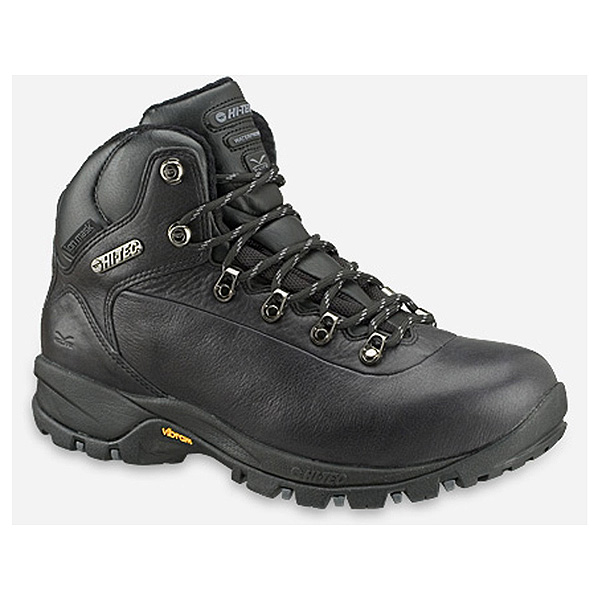 Post image for HI TEC V-LITE ALTITUDE ULTRA LUXE WPI 40096 Boots Hiking Shoes Black Mens