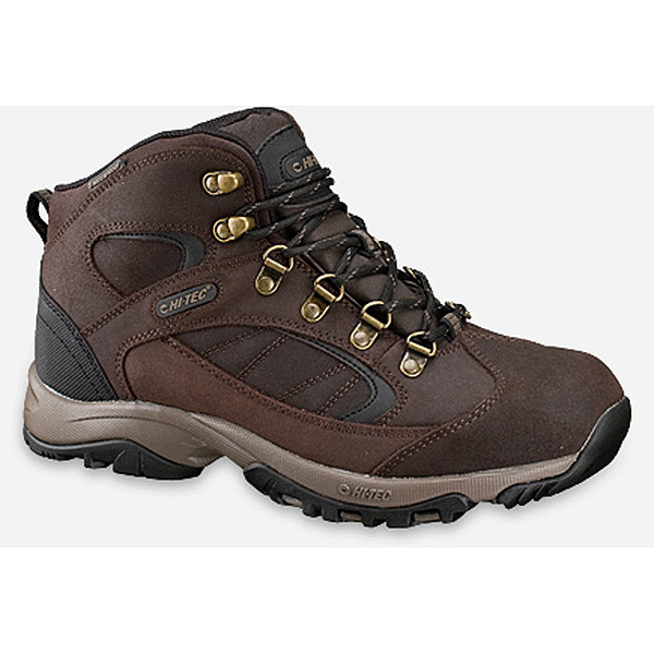 Post image for HI TEC MIDLAND LIMITED WP 40372 Boots Hiking Shoes Brown Mens