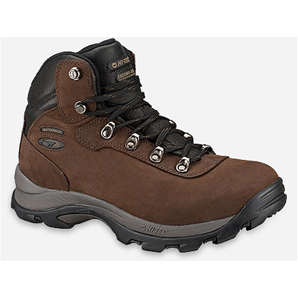 Post image for HI TEC ALTITUDE IV WP 200 41108 Boots Hiking Shoes Brown Mens
